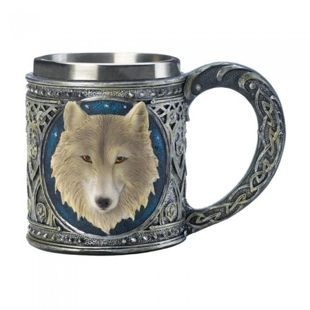 Coffee Mugs Decorative Animal Themed Metal Coffee Mugs Stainless Steel