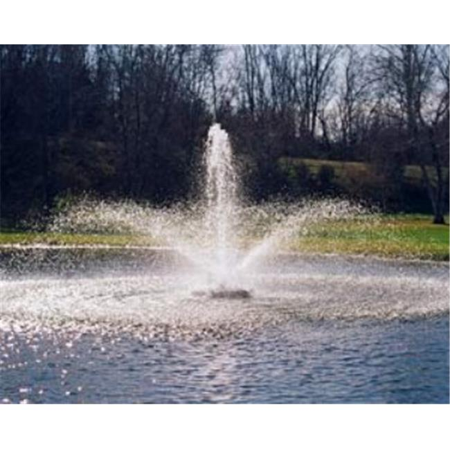 Kasco 3.1JF 3 HP Decorative Fountain - 150' Cord - 240V