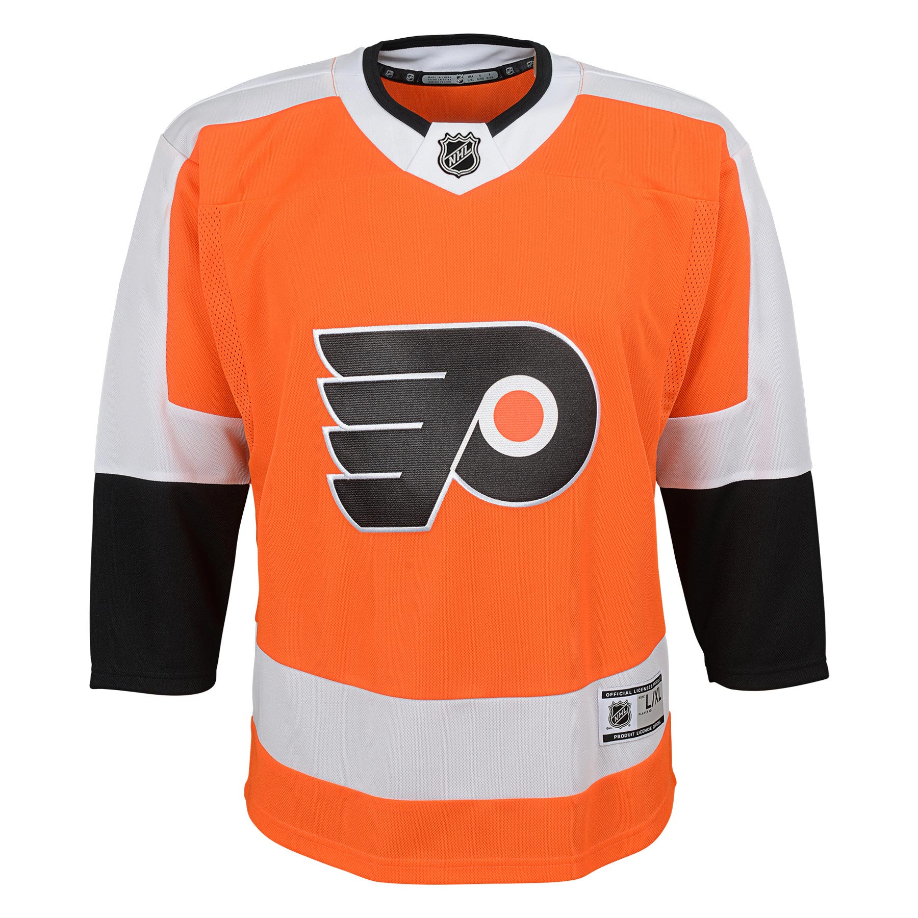 a5633bb0b Philadelphia Flyers NHL Premier Youth Replica Home Hockey Jersey ...