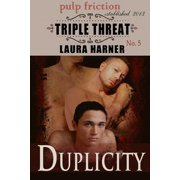 Duplicity (Triple Threat #5) - eBook