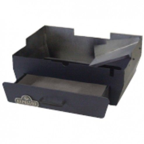 EPAD-KT Ash Pan Assembly For 1400pl Steel Stove, Leg Model Only