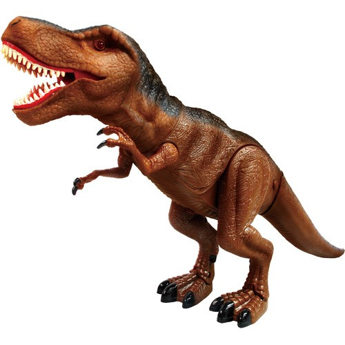 Bo Walking Dinosaur, Brown
