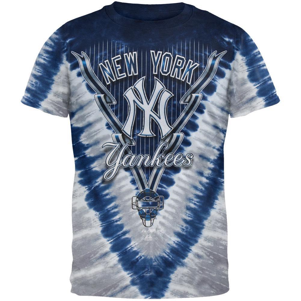 New York Yankees - Logo V-Dye T-Shirt