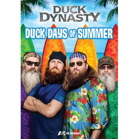 Duck Dynasty: Duck Days of Summer (DVD)