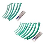 Nasopharyngeal Airway Kits - 9 NPA + 9 packs of Jelly 1 per Case