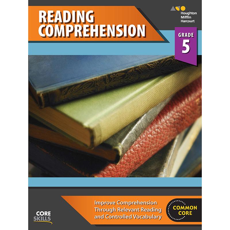 Harcourt SV-9780544267695 comp-tences de base de lecture Comp Gr 5 - image 1 de 1