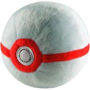 Pokemon Premier Ball Pokeball Plush