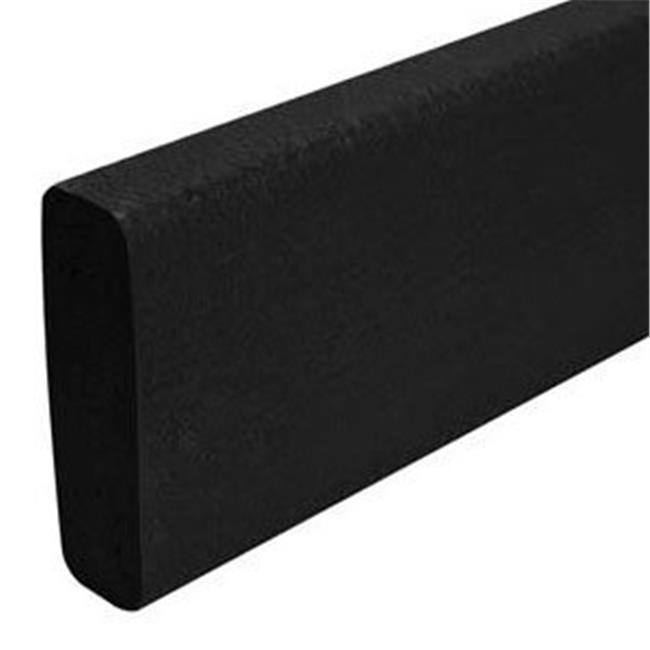 TEK SUPPLY 111998 2 x 6 x 12 in. Recycled Plastic Lumber,...