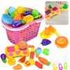 Kitchen Pretend & Play Cutting Toy Early Development and Education Toy for Baby