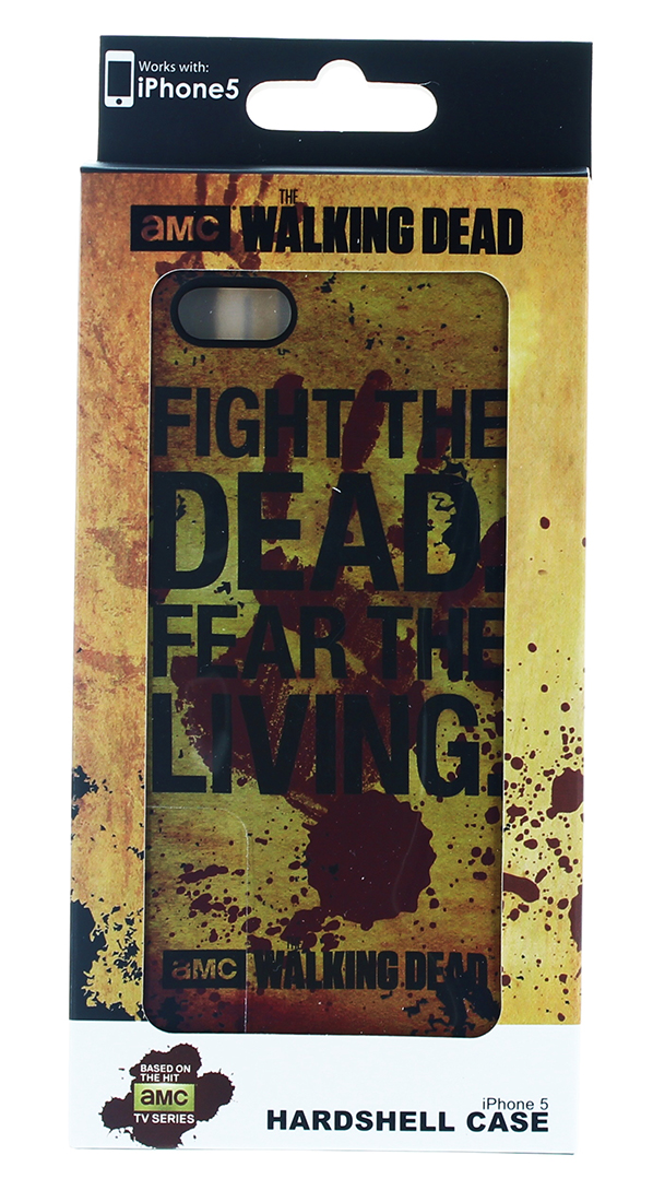 The Walking Dead iPhone 5/5s Hardshell Case