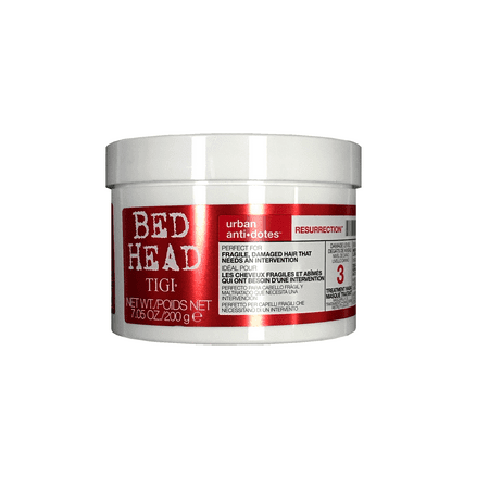 Tigi Bed Head Urban Antidotes Resurection Treatment Mask 7.05 Oz, For Fragile, Damaged -