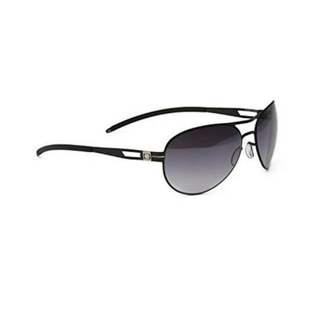 Gunnar Optics Titan Sunglasses - Onyx Frame w/ Gradient Gray (Titan Sunglasses)