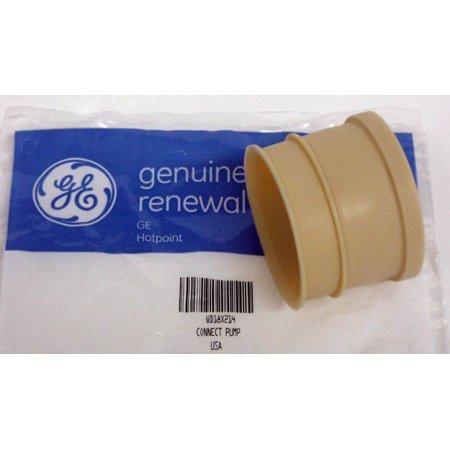 WD18X214 Genuine GE General Electric Dishwasher Pump - Ge Black Electric Dishwasher