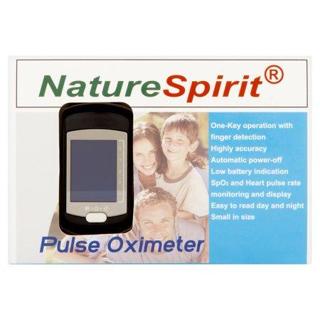 Nature Spirit Pulse Oximeter