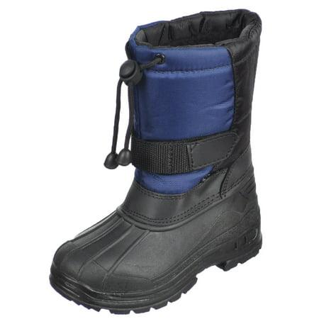 "Skadoo Girls ""Snow Goer"" Boots (Toddler Sizes 8 - 12"