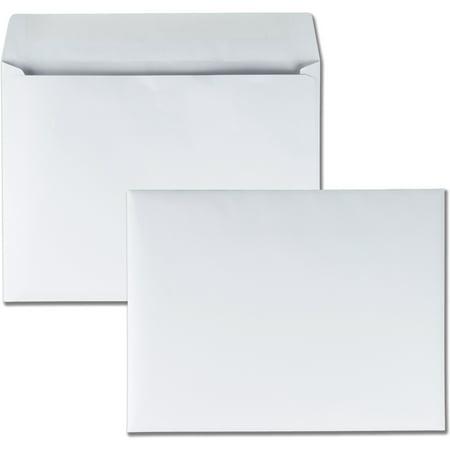 Quality Park, QUA37682, Open Side Booklet Envelopes, 250 / Box, -