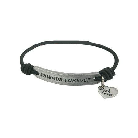 Friends Forever Bracelet Friendship Charm