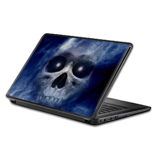 MightySkins Protective Vinyl Skin Decal Wrap for Universal Laptop Apple Asus Acer Dell Lenovo Sony Toshiba 11 13 15 17 sticker cover Haunted Skull