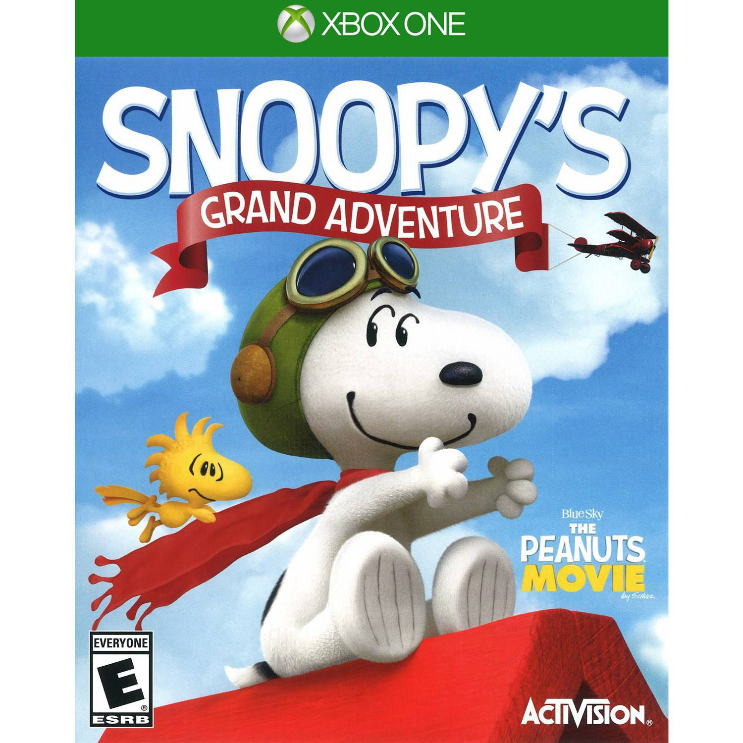The Peanuts Movie: Snoopy's Grand Adventure (Xbox One)