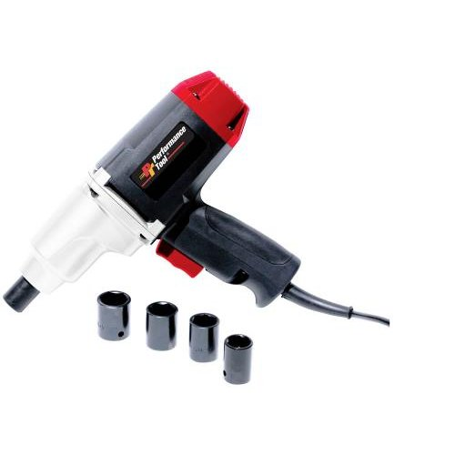 Performance W50080 1/2-Inch Drive Electric Impact Wrench Kit
