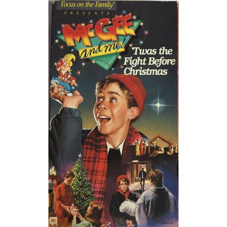 Twas The Fight Before Christmas.Mcgee And Me Twas The Fight Before Christmas Vhs Episode 9 Tested Rare Ship N24