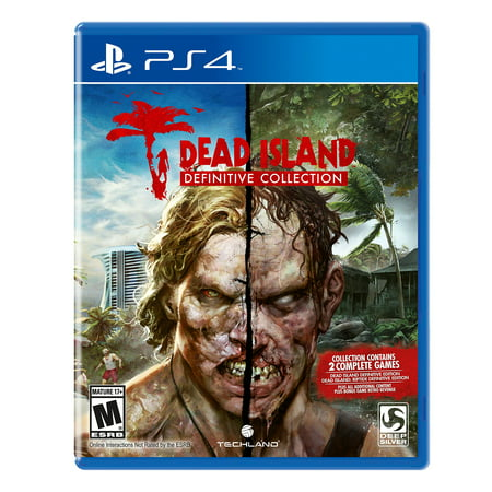 Dead Island Definitive Collection, Square Enix, PlayStation 4,