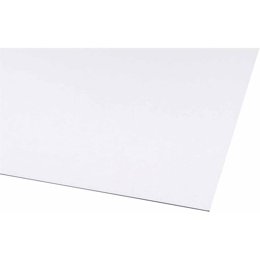 Crescent Non-Bleeding Art Poster Board, Multiple Sizes, 14-Ply Thickness, Satin White, 10pk by Crescent Cardboard Co LLC