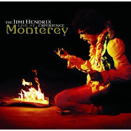 Live In Monterey (The Jimi Hendrix Experience Live At Monterey)