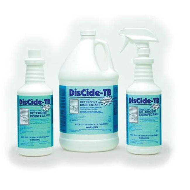 Complete Medical 5042A Discide-Tb - 1 Quart Spray Bottle