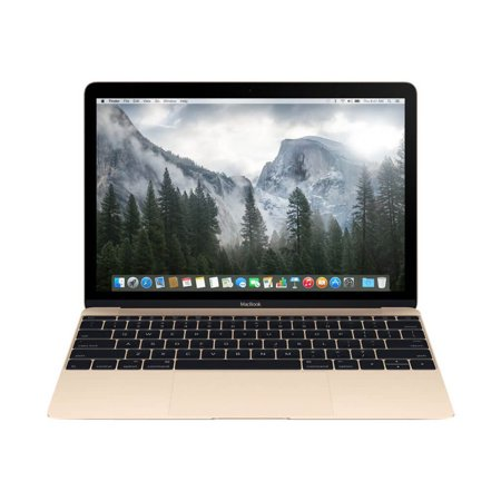 "Refurbished Apple Macbook Retina 12"" Laptop Intel Core M Dual Core 1.1Ghz 8GB 256GB SSD Gold"