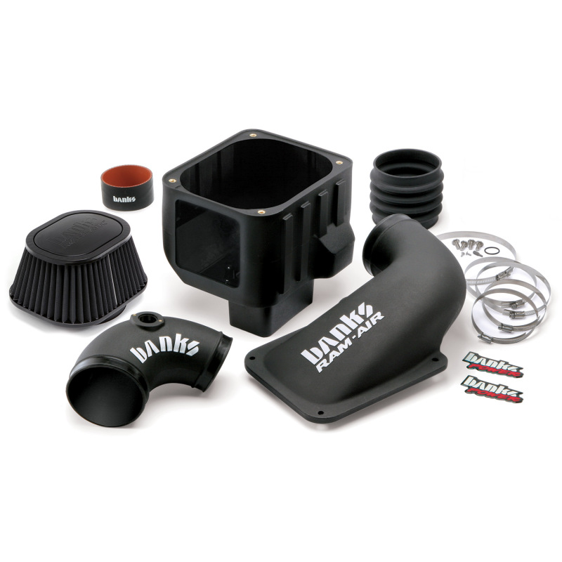 Banks Power 06-07 Chevy 6.6L LLY/LBZ Ram-Air Intake System - Dry Filter