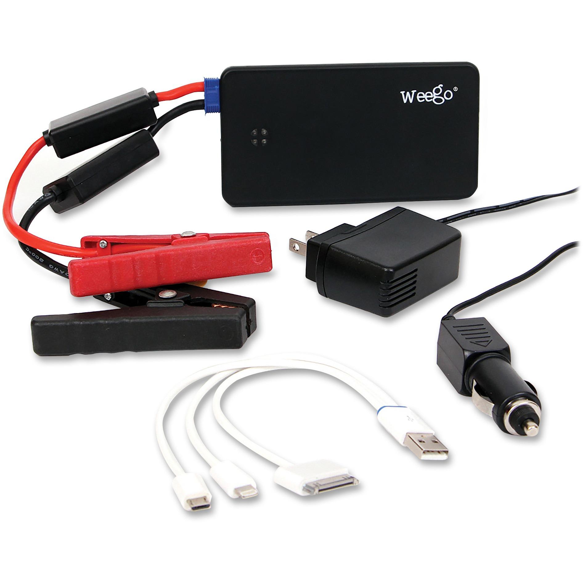 Weego Standard Jump Starter Battery+