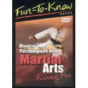 Fun-To-Know Basics and Techniques to Martial Arts Kung Fu by PRO-ACTIVE ENTERTAINMENT