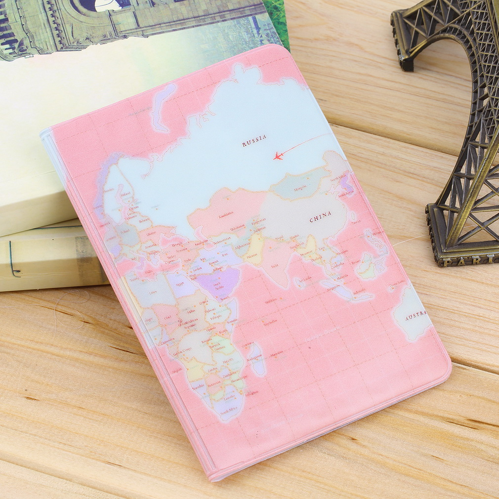 New Travel Passport Holder Protect Cover Case Card Ticket Container Pouch