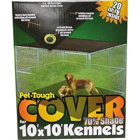 Dewitt Company P Pet Tough Kennel Cover Green 10x10
