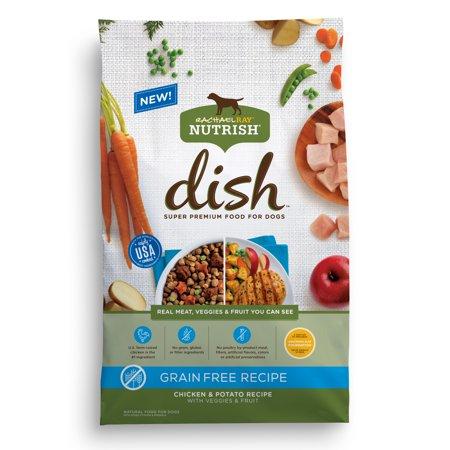 Rachael Ray Dog Food Reviews >> Rachael Ray Nutrish DISH Natural Dry Dog Food, Grain Free ...