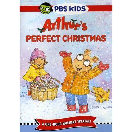 Arthur's Perfect Christmas (DVD) - Arthur Halloween Cartoon