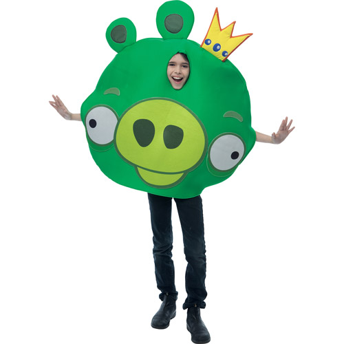 Angry Birds King Pig Child Halloween Costume