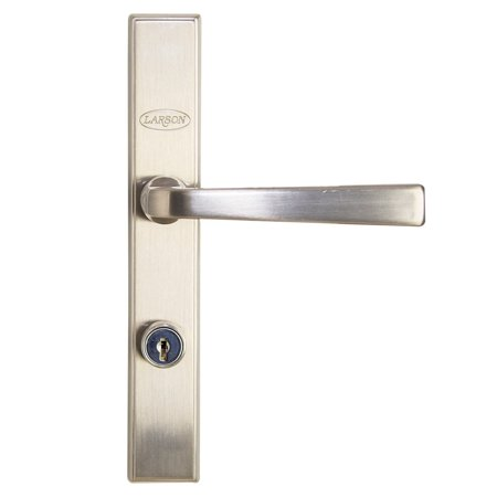Larson Quickfit Easy Install Brushed Nickel Matching