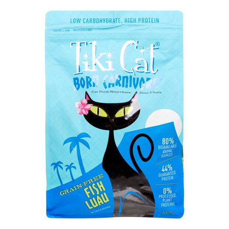 Tiki Cat Dry Food Review
