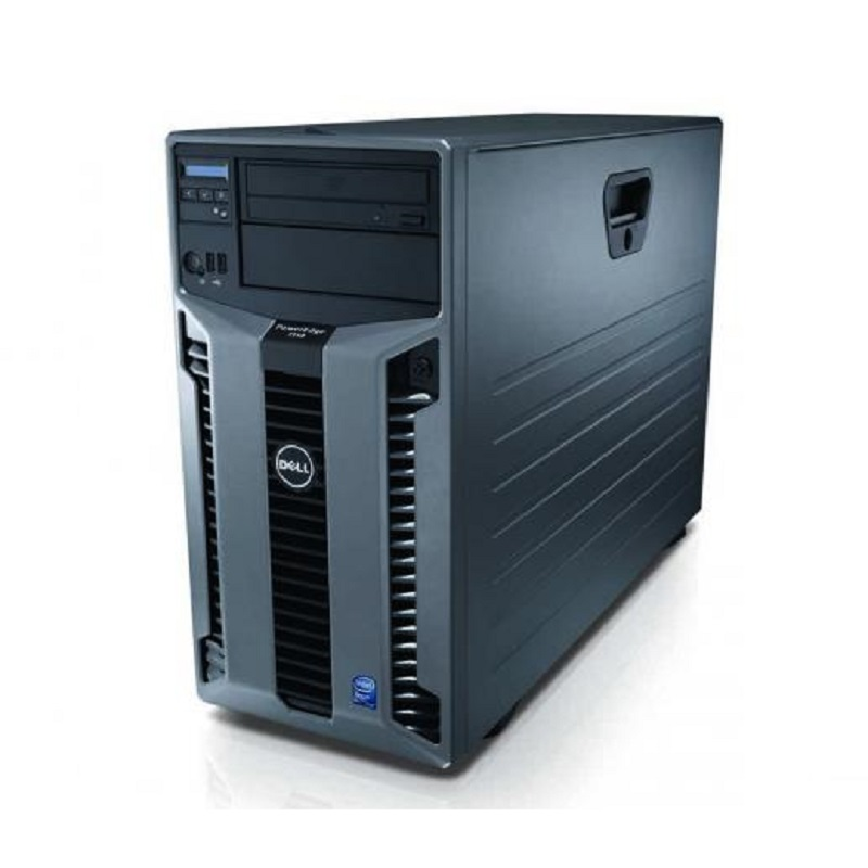 Refurbished Dell PowerEdge T710 LFF 2x E5620 Quad Core 2.4Ghz 128GB 8x 450GB 15K H700
