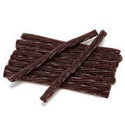 Licorice Twists by Its Delish (Chocolate, 1 lb (16 oz.))