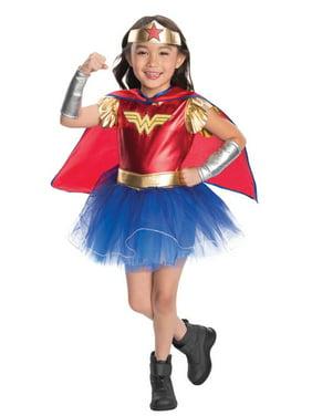 Rubie's Wonder Woman Deluxe Child Halloween Costume