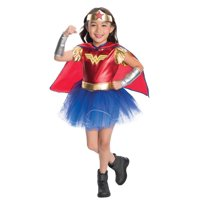 Rubies Deluxe Wonder Woman Toddler Halloween Costume