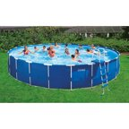 Intex 32 39 x 16 39 x 52 rectangular ultra frame swimming pool for Intex 18 x 9 x 52 ultra frame swimming pool