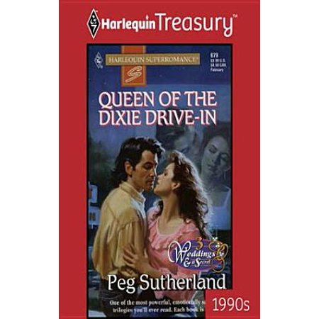 QUEEN OF THE DIXIE DRIVE-IN - eBook