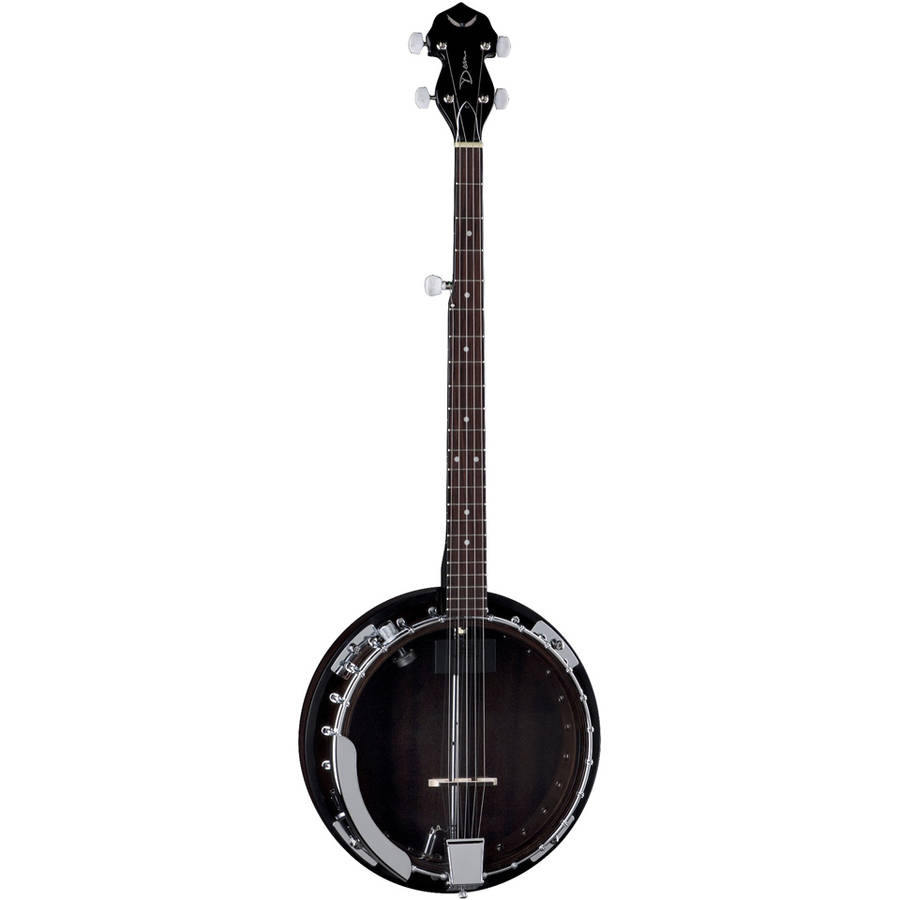 Dean Backwoods 2 5 String Banjo w  Pickup by Dean