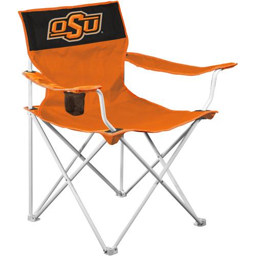 Logo Chair NCAA Oklahoma State Canvas Chair