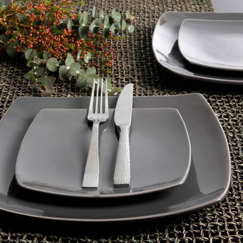 Soho Lounge Square 16-Piece Dinnerware Set