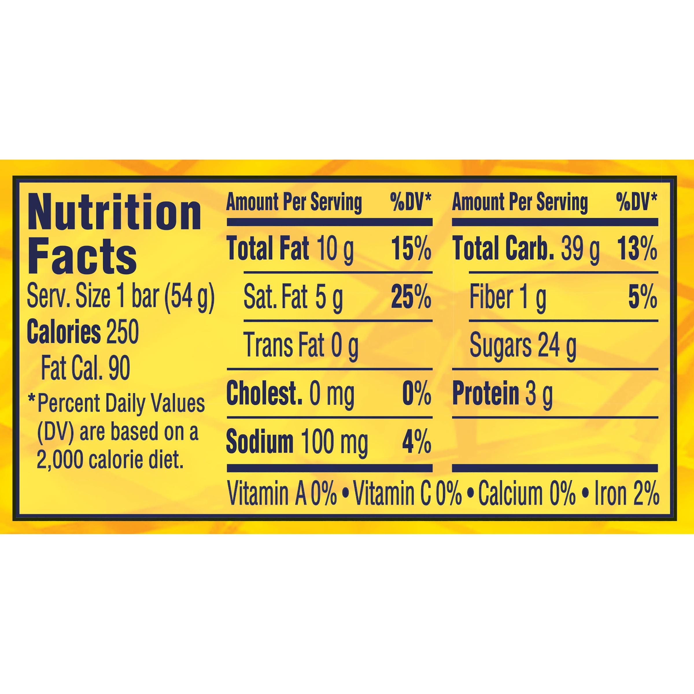 BUTTERFINGER Candy Bar 1.9 oz. Pack - Walmart.com
